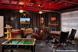 Garage Into Man Cave Large And Beautiful Photos Photo To Select