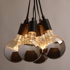 lovely unique lighting fixtures 5. chrometip 6bulb cluster pendant lamp lovely unique lighting fixtures 5 e