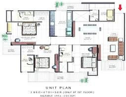 house plans flats design 3 bedroom flat plan home granny designs in south africa