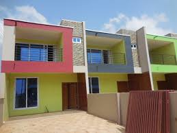 4. 3 Bedroom House For Rent At Ashaley Botwe For GHS1000