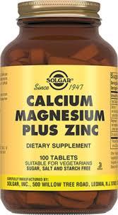 """Витамины Solgar """"Кальций-<b>Магний</b>-Цинк"""", 100 таблеток — купить ..."""