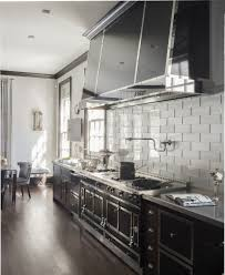 30 Sophisticated Black Kitchen Cabinets Kitchen Designs With Black