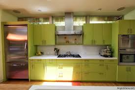 Olive Green Kitchen Cabinets Olive Green Kitchen White Cabinets