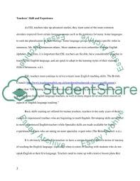 Essay About Learning English Language The Factors That Affect Success In Learning English As A Second Essay