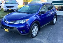 2014 Toyota RAV4 LE city Vermont Right Wheels LLC