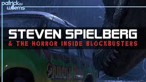 steven spielberg the horror inside blockbusters video essay  steven spielberg the horror inside blockbusters video essay