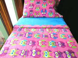 owl full bedding set image of owl toddler bedding pink owl full size bedding set