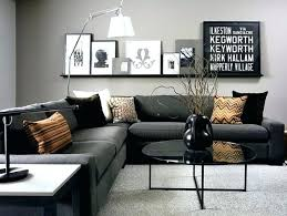 pictures above couch spectacular walls living room decor ideas mirror wall behind sectional