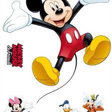 fine decor disney mickey mouse and