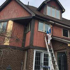 What Color Is Fascia Painting Gutters Trim Color And Facia Board Soffit Fascia Paint