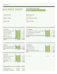 Balance Sheet Format Download Business Balance Sheet Template Free Download And Income Statement 16