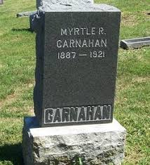 Mura Myrtle Robertson Carnahan (1887-1921) - Find A Grave Memorial