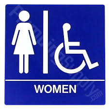 Men And Women Bathroom Signs Men And Women Bathroom Signs Image Of ...
