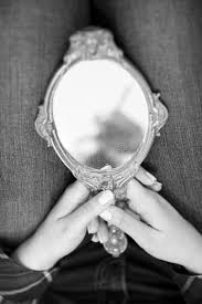 download hands holding mirror stock photo image of bangle desire 96555610 hand47 hand