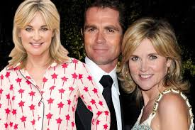 While her love life has overshadowed her career in recent years, she's set to take part in children in need's strictly come. Anthea Turner Reveals Double Blow Of Learning Ex Husband Grant Bovey Might Ve Stayed If They Had Children Mirror Online