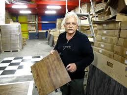 Carpet Tiles 1 Wood look alike Portable Flooring