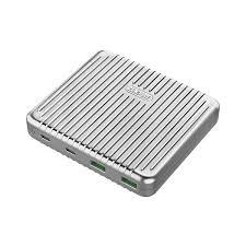 PRE-ORDER SuperPort 4: <b>100W</b> USB-C Desktop <b>Charger</b> - Silver ...