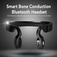 wireless office speakers. swear bone conduction bluetooth wireless stereo headset sports headphones earphones hands free speaker mic office speakers