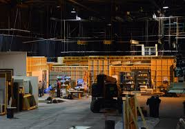officials see bigger picture for region s film industry the interior of 31st street studio in the strip district is shown in