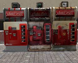 Nuka Cola Vending Machine Custom FO48 HD Nuka Cola Machine Garrysmodsorg