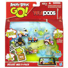 Kidscreen » Archive » Free Angry Birds app launches with Hasbro toys on-hand