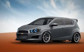 Photo Collection Tuning Chevrolet Sonic Z