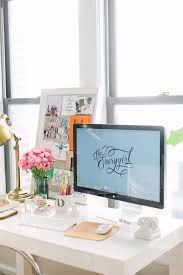 office desk decorations. delighful office home office  desk apartment interior design decor this  handy website lets you see how your room will look with different pai to decorations