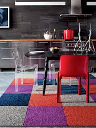 Kitchen Carpeting Your Guide To Carpet Tiles Diy