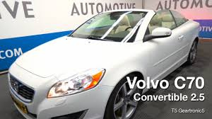 Volvo C70 Convertible 2.5 T5 Geartronic5 - YouTube