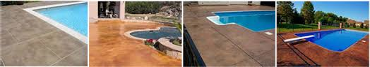 pool deck paint colorsInground Pool Design Patio  Pool Deck Upgrades