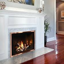 copper fireplace surround a beautifully crafted mantel should have an equally beautiful fireplace with the gas copper fireplace surround
