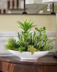 Succulent Garden<br>Artificial Plant Arrangement GREEN