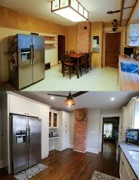 Before And Afters Of A Wichita Kitchen Remodel The Wichita Eagle