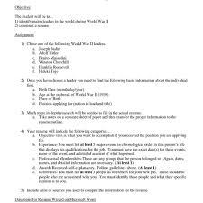 Correct Format For Resume Correct Resume Format Resume Formats Jobscan Chronological Sample 10
