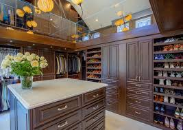 Luxury Two Story Master Closet Traditional Closet Other