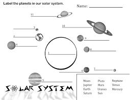 worksheet solar system worksheets worksheet and worksheet solar system worksheets solar system worksheets for elementary davezan