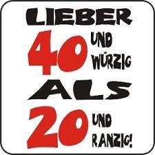 Geburtstag Sprüche Lustig 40 Frisuren Testen