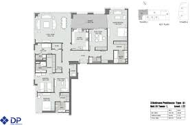 3-bedroom-penthouse-type-1-tower-1