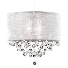 chandeliers chandelier drum shade light fixtures gold oversized pendant kitchen lighting lamp crystal chand
