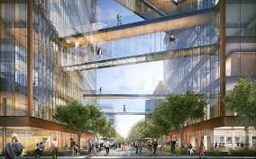 glass facade design office building. Uber\u0027s Building A 423,000-Square-Foot Temple To The \u201cSharing Economy\u201d Glass Facade Design Office U