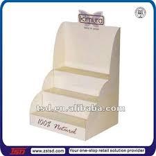 Cardboard Display Stands Australia Simple TSDC322 Custom Store Counter Top 32 Tier Cardboard Displaycardboard
