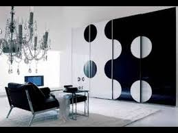 Black And White Wall Decor | Black And White Wall Decorating Ideas