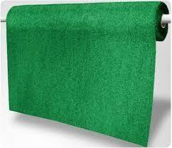 carpet roll. grass carpet roll