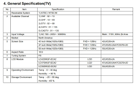 lg trumotion missing specific to 42lm 47lm 55lm series this alone is enough proof to go after lg for falsely advertising their product as their official specs sheet i kept a copy sent to me by a sympathetic