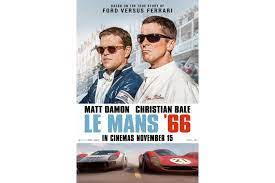 At time of recording, it was ranked 156th on the list of best movies of all time on the internet movie database. Le Mans 66 Aka Ford V Ferrari Reviewed Racefans