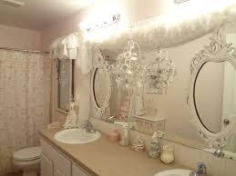 Shabby Chic Bathroom Shabby Chic Bathroom Art Large Frameless Glass Wall Mirror Wooden