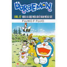 Doraemon Truyện Dài