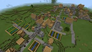 Minecraft Village Seeds These Are The Best Minecraft Pe Village Seeds For Lazy