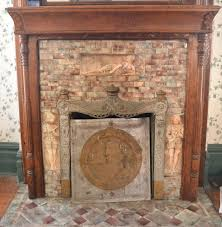 antique fireplace tile. yet another gorgeous tile set and fireplace front fron 1890 victorian house antique