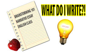 narrative essay brainstorming  narrative essay brainstorming 101